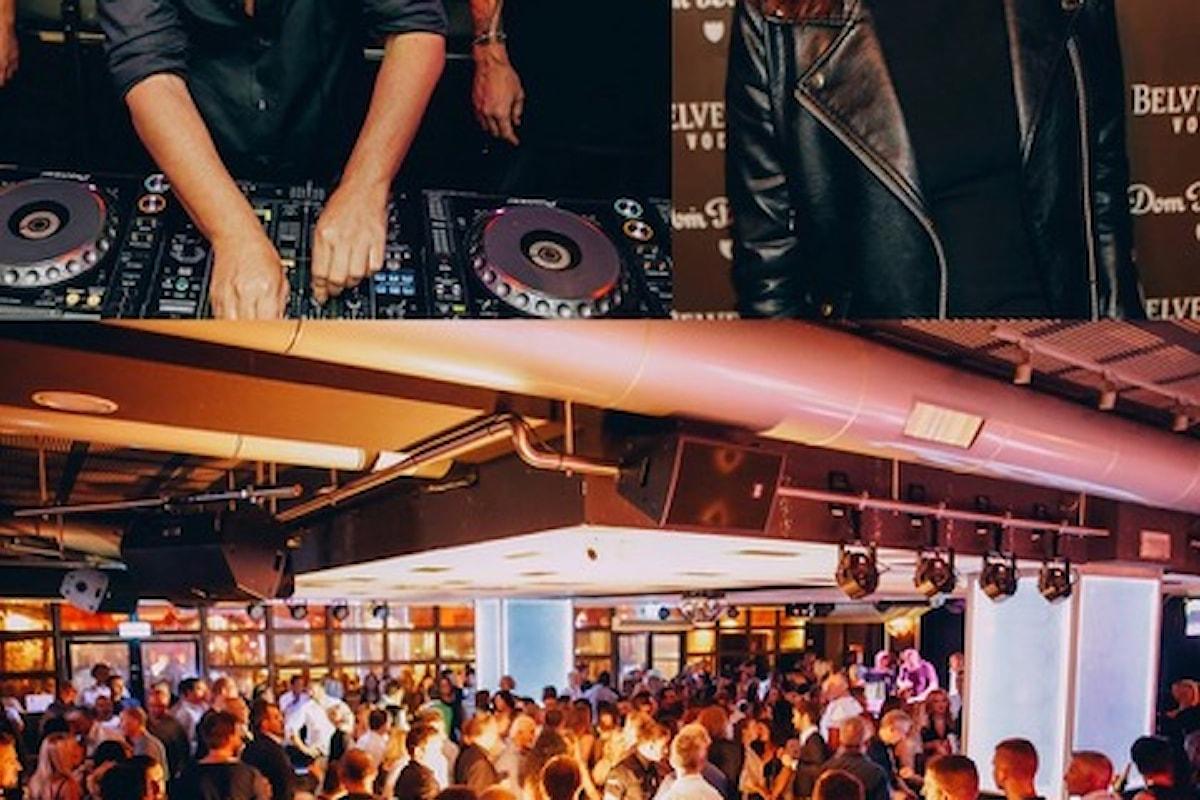 Feel Club: 12 ottobre La Vie en Rose, 13 ottobre Señorita Opening Party