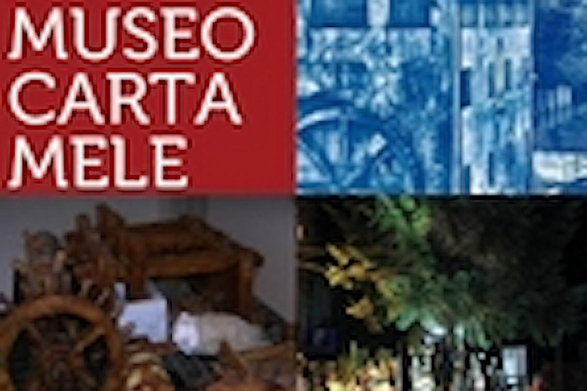 Museo della Carta di Mele evento