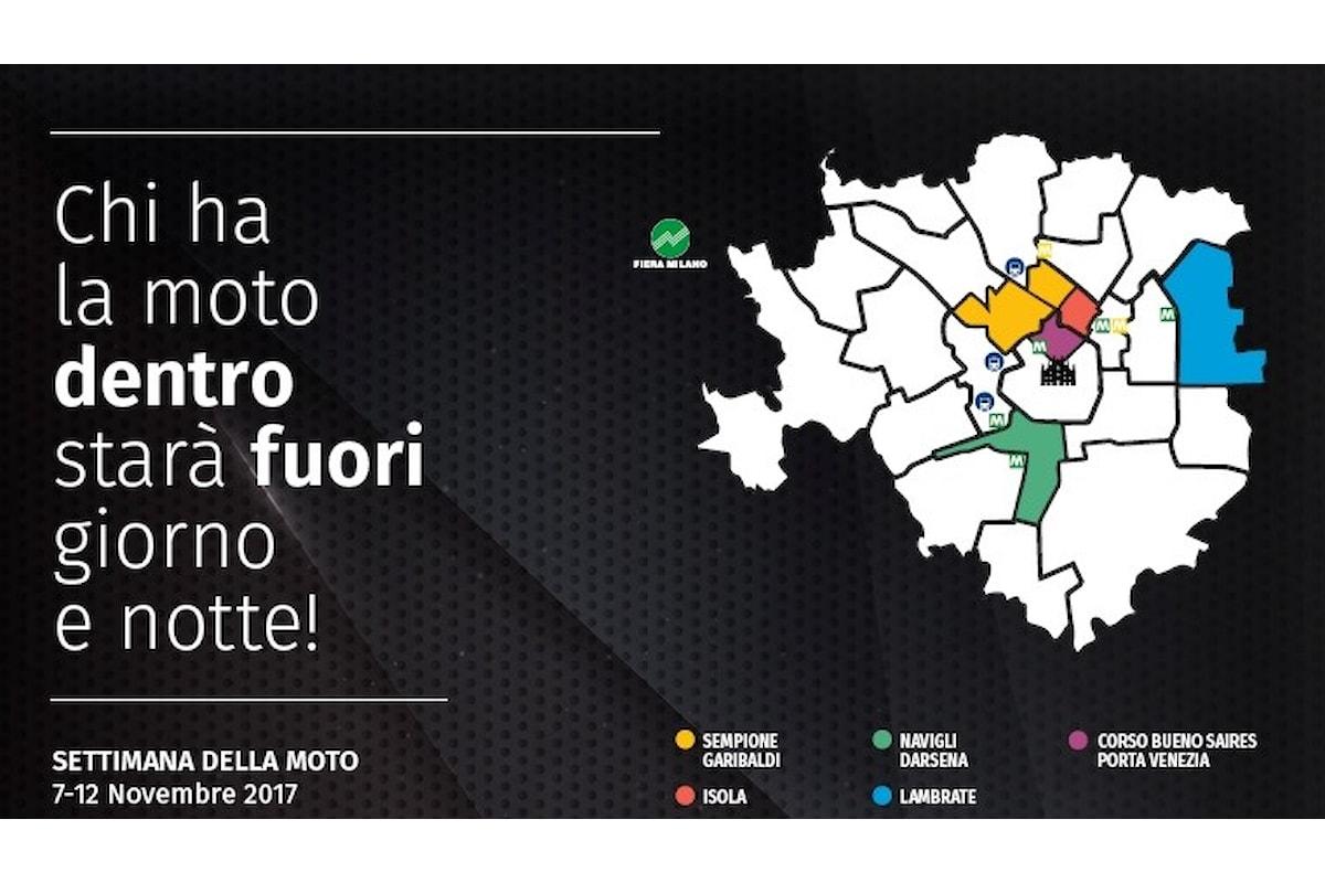 Milano si appresta a celebrare la 75.esima edizione dell'Eicma dal 7 al 12 novembre con oltre 180 eventi