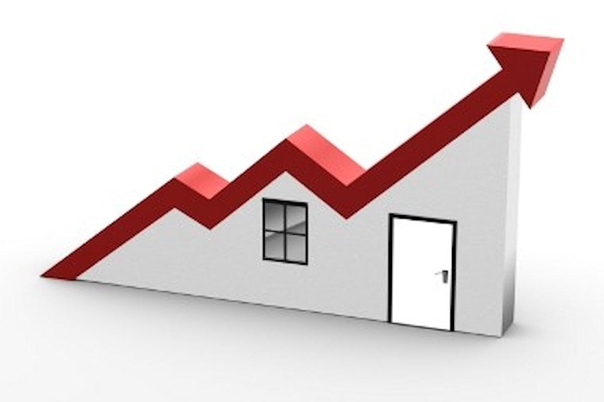 Calano i costi delle abitazioni ed aumentano gli acquisti