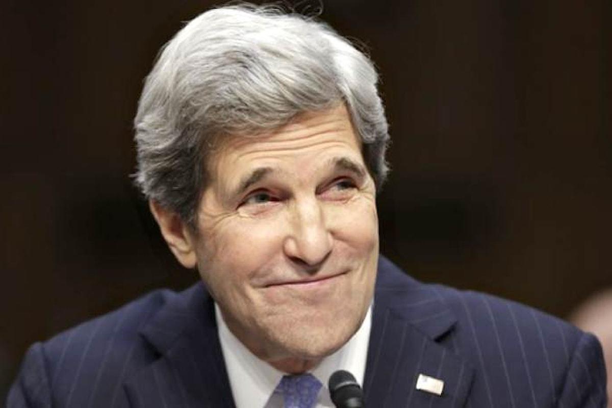 Kerry striglia Israele e pone Netanyahu di fronte alle sue responsabilità