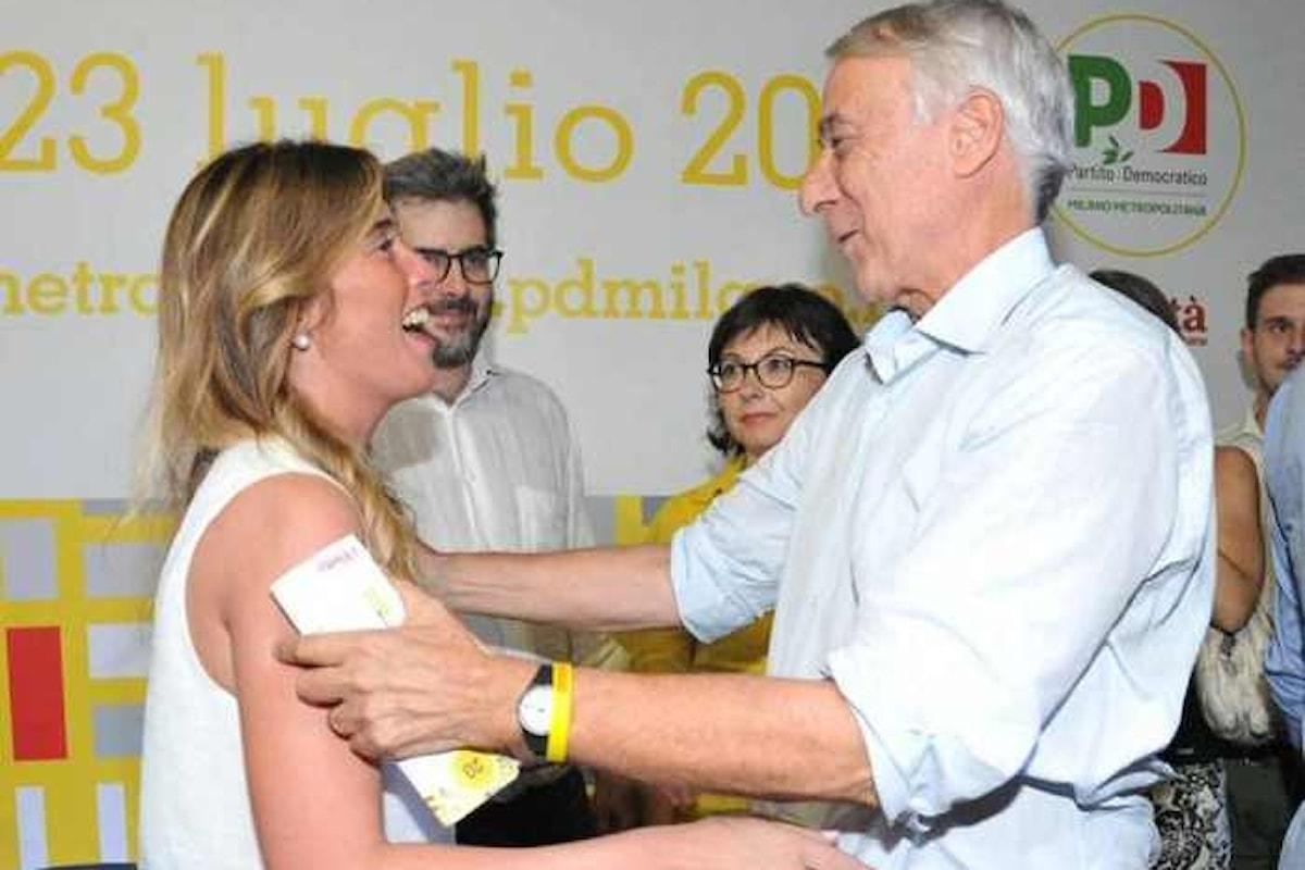 Le idee progressiste di Pisapia su ambiente e cultura a Torino e Roma il 7 ottobre
