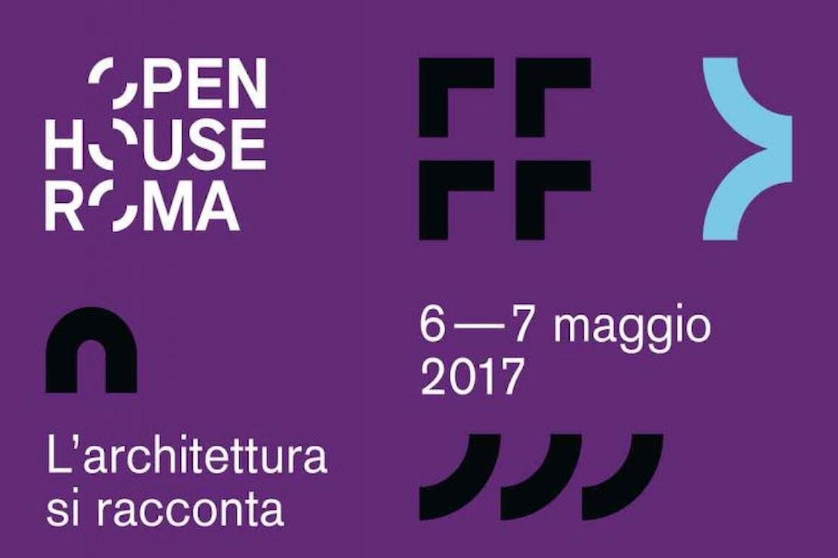 Il 6 e il 7 Maggio l'architettura risplende a Roma con l'Open House Roma 2017