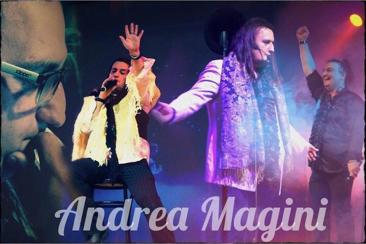 Andrea Magini tenterà a Livorno il 22 e 23 aprile 2016 la conquista del Guinness dei primati per lo spettacolo di cabaret più lungo al mondo