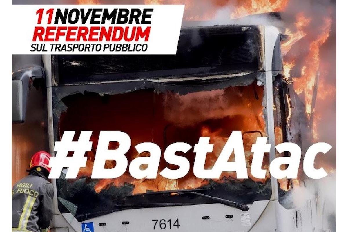 Roma, il referendum su Atac è anche un referendum su Virginia Raggi. Sarà promossa o bocciata?