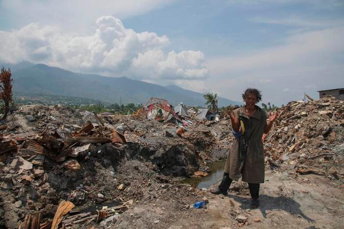 Gli ultimi aggiornamenti forniti dall'Unicef sull'emergenza a Sulawesi in Indonesia