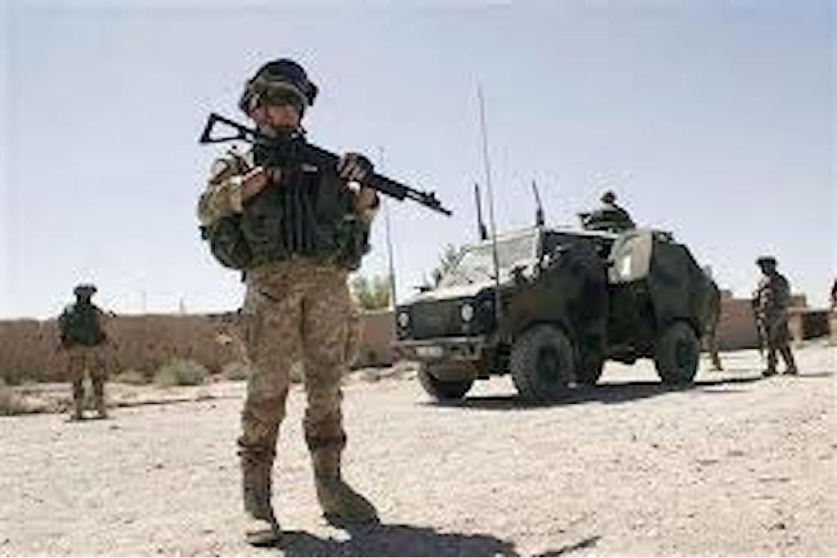 Iraq, militari della Brigata Sassari bonificano territorio da ordigni e riaprono accesso a vasto uliveto