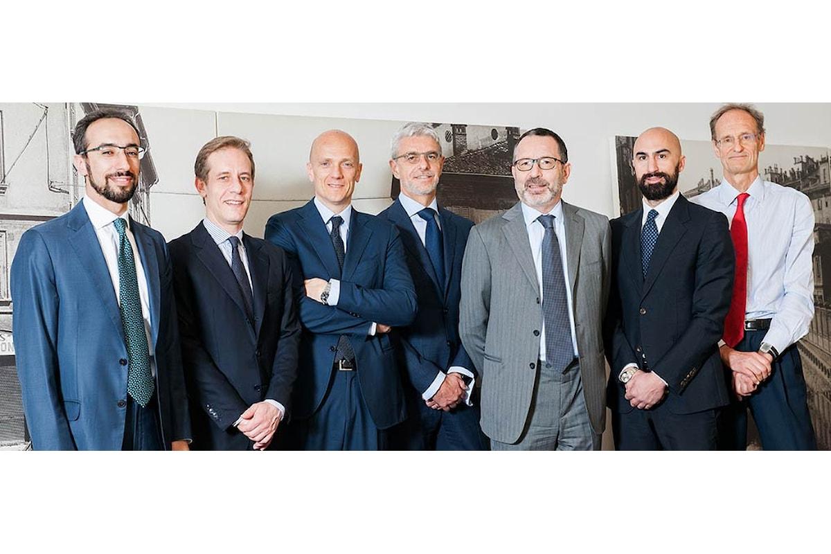 Giorgio Drago, Sergio Ravagli e il team di VEI Capital
