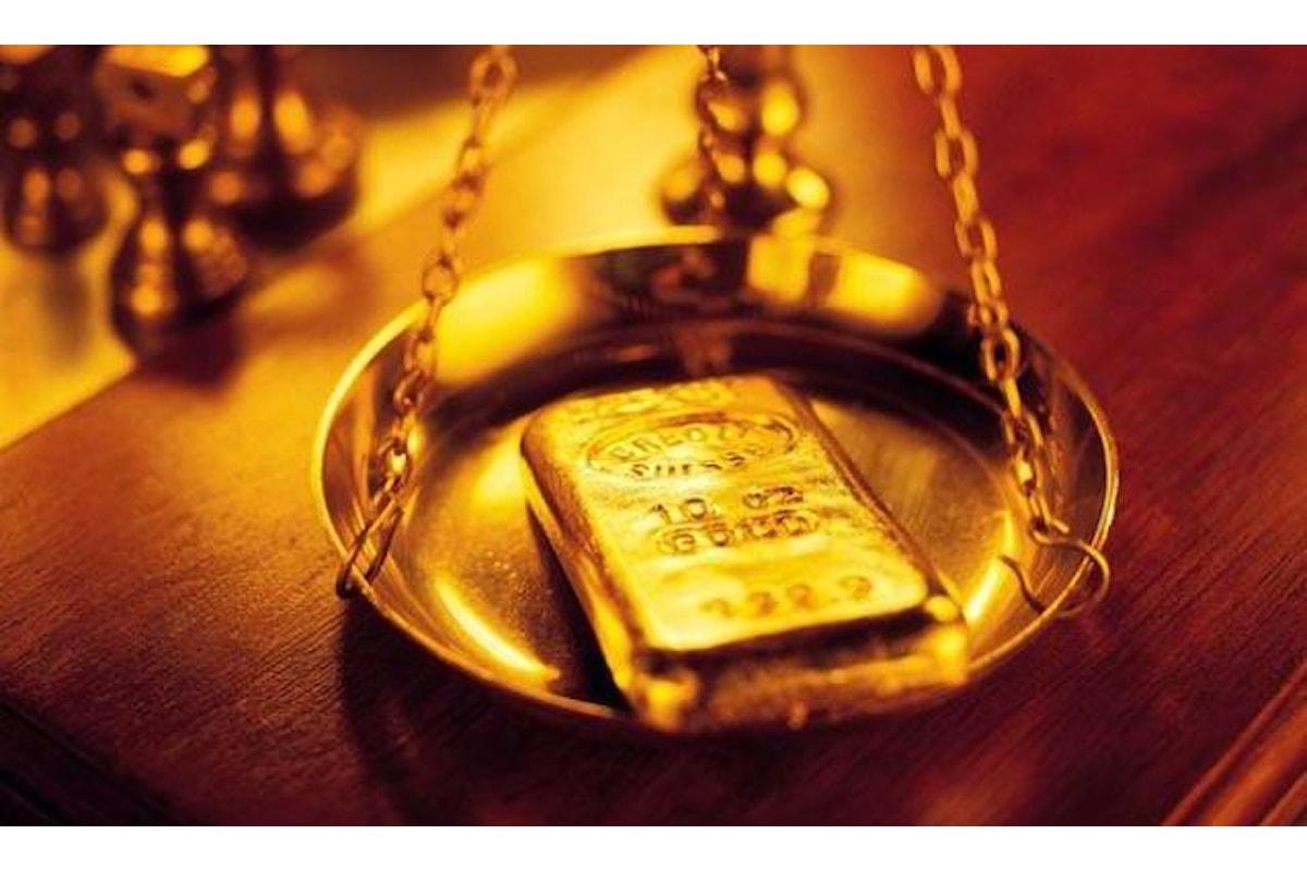 Custodia dell' Oro Fisico