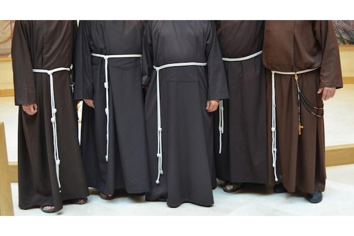 Gli affari dei Francescani: 3 frati imputati di un buco di 20 milioni di euro