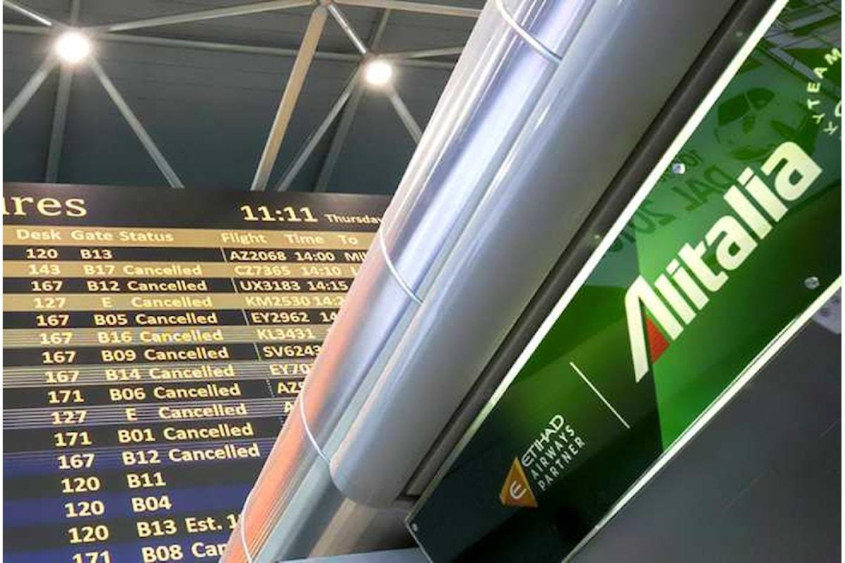 L'imminente vendita di Alitalia slitterà al 30 ottobre