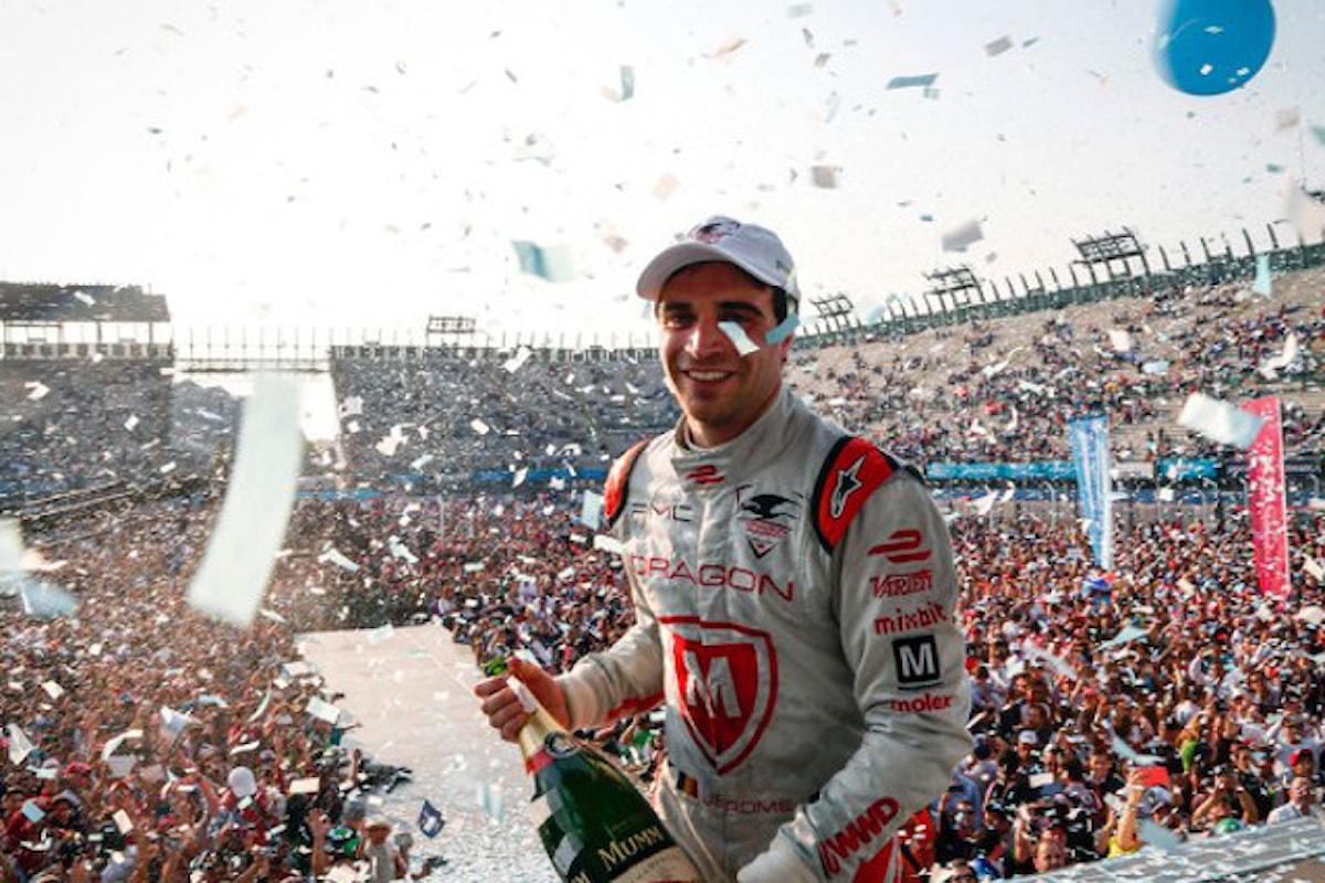 Formula E: in Messico vince D'Ambrosio, dopo la squalifica di Di Grassi!