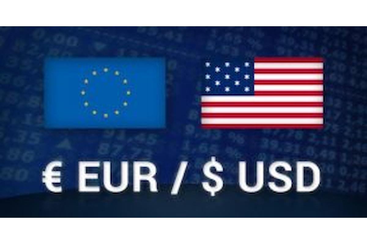 Finanza, lo scenario di lungo periodo premia ancora l'euro