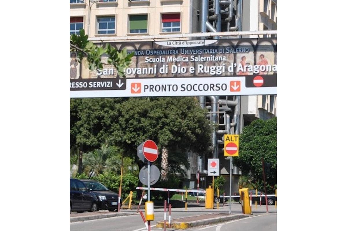 Due interventi salvavita al Ruggi di Salerno
