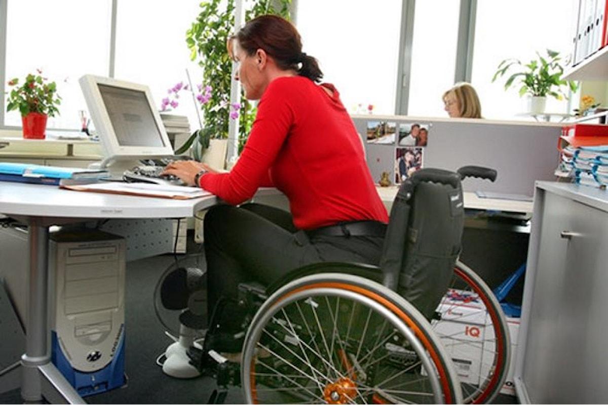 Una convenzione per agevolare l'inserimento delle persone con disabilità nel mondo del lavoro