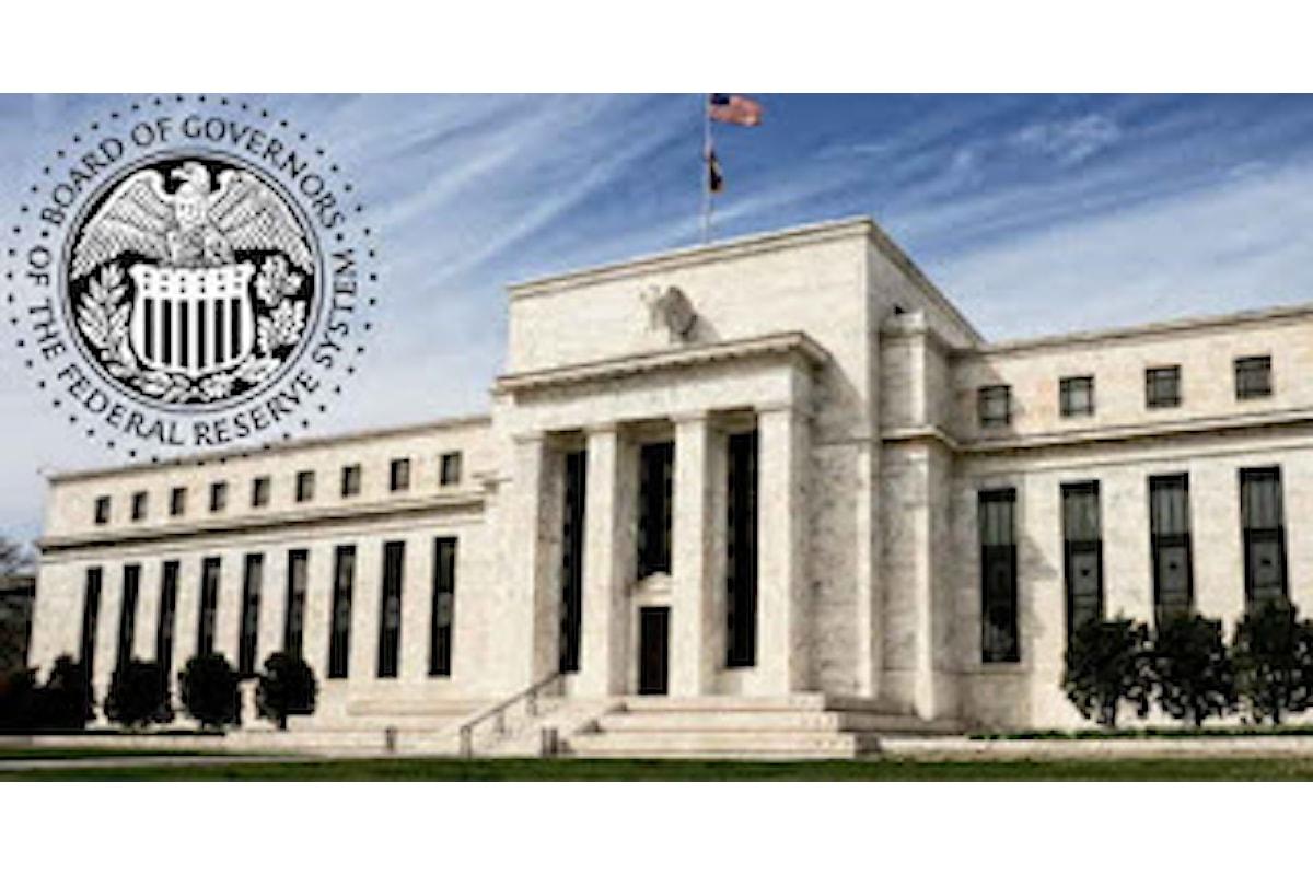 La FED conferma di fatto il rialzo dei tassi a dicembre