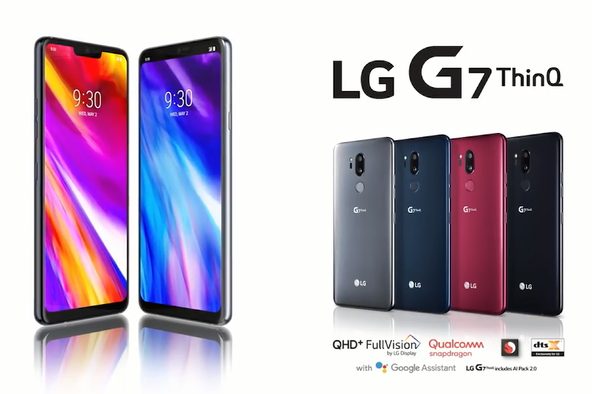LG G7 ThinQ è stato presentato ufficialmente: è lo smartphone migliore presente sul mercato?