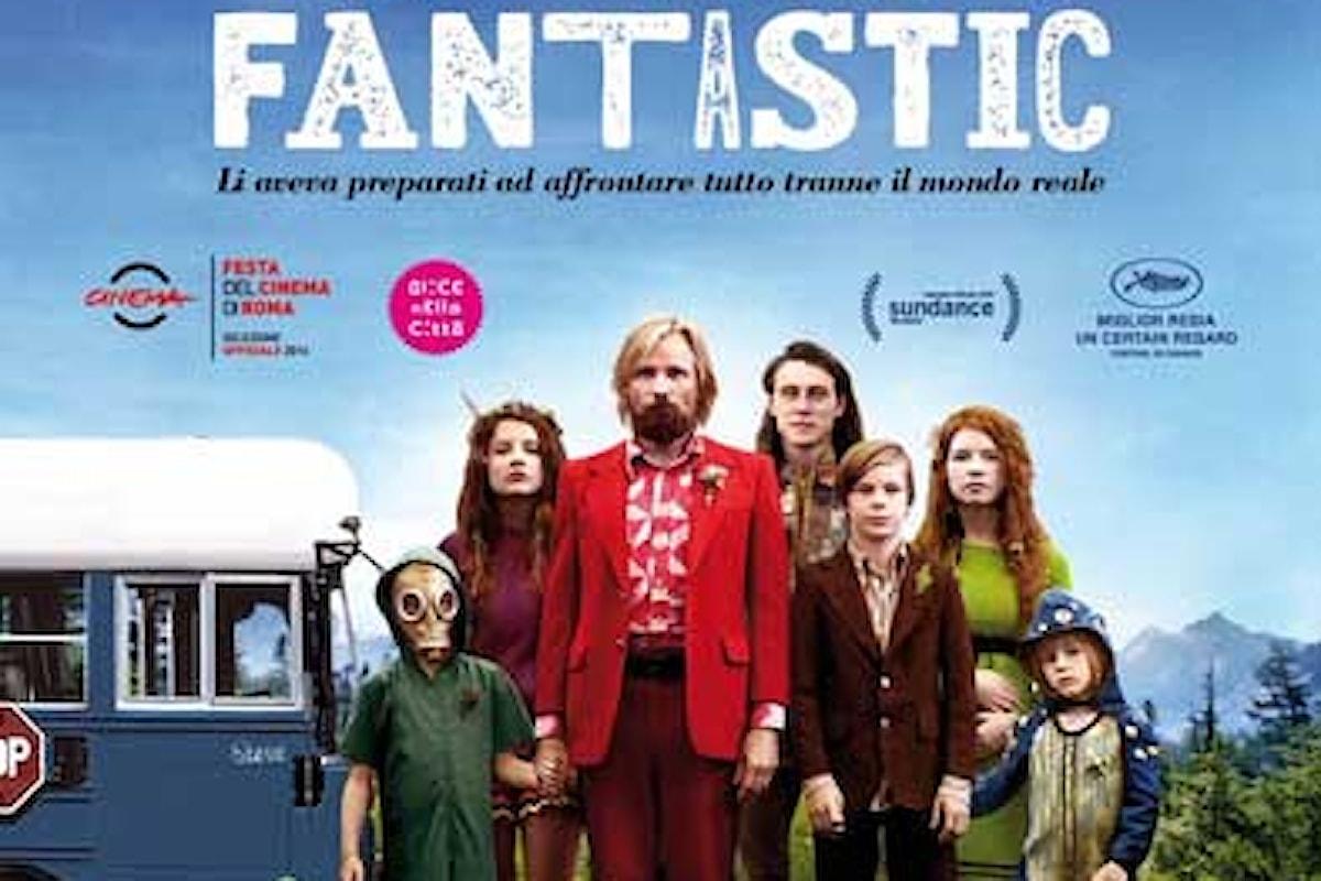 Emozioni al Cineforum: il film Captain Fantastic con Viggo Mortensen