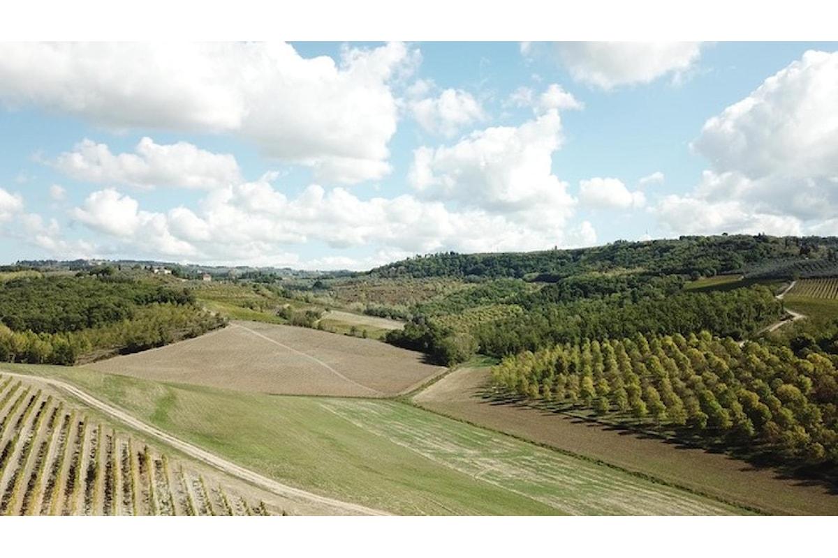 Tre stagioni abbracciando la Toscana