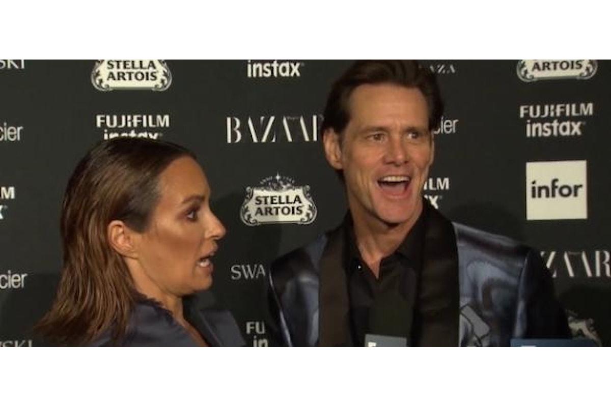 Jim Carrey spiega la sua intervista WTF e confonde ancora di più