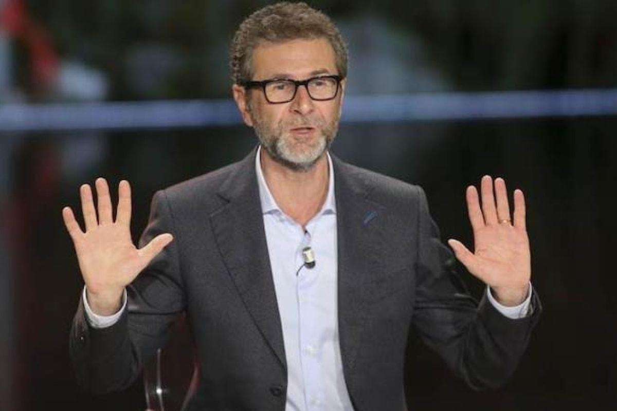 I leghisti in vigilanza Rai contro Fabio Fazio perché vuole ospitare Mimmo Lucano nella sua trasmissione