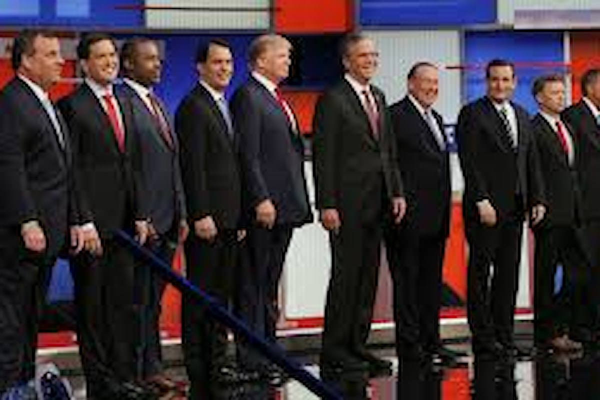 Divisioni nel Partito Repubblicano nella corsa alle presidenziali Usa