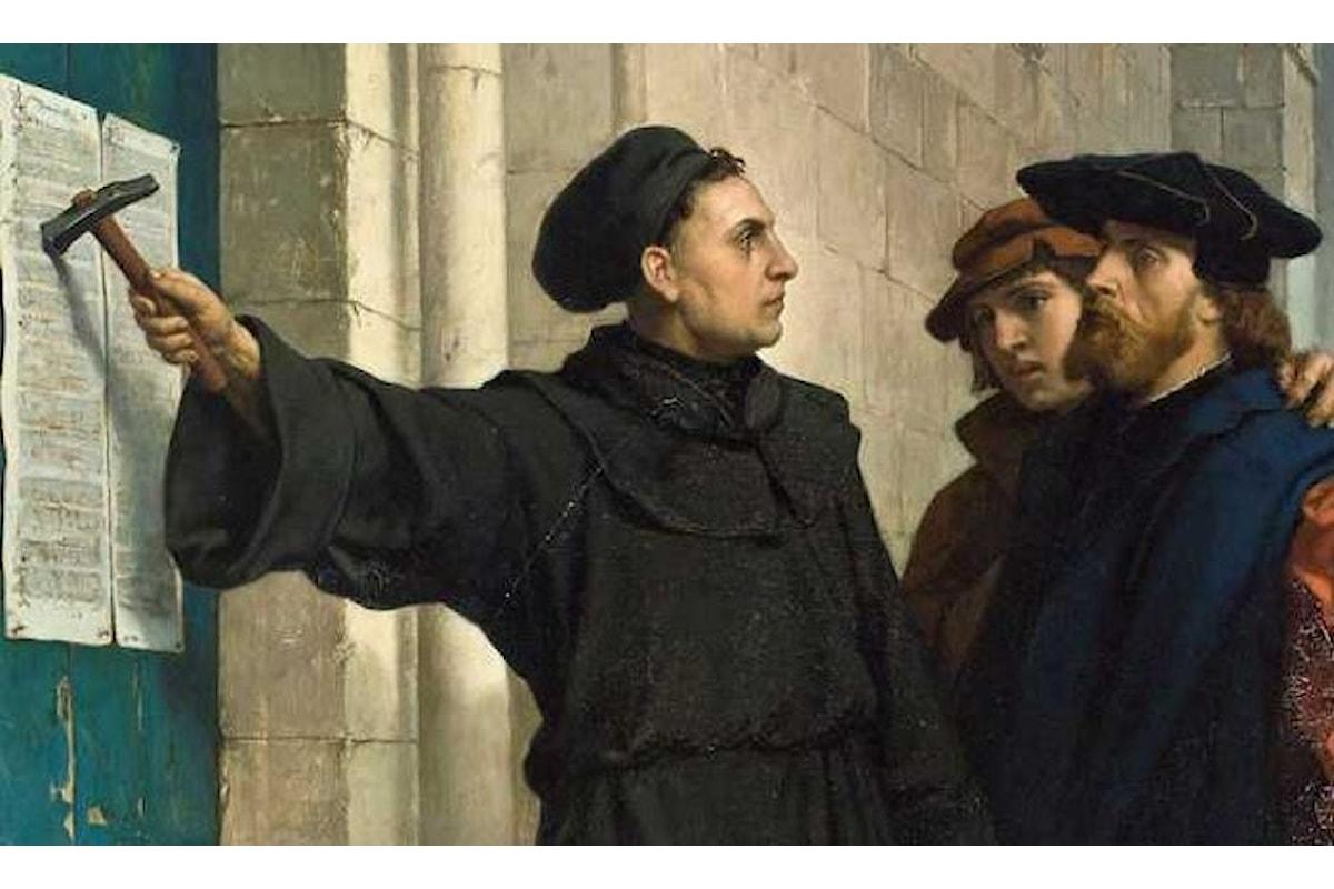 Riconciliarsi per annunciare il Vangelo, il documento di CELI e CEI per i 500 anni delle 95 tesi di Lutero