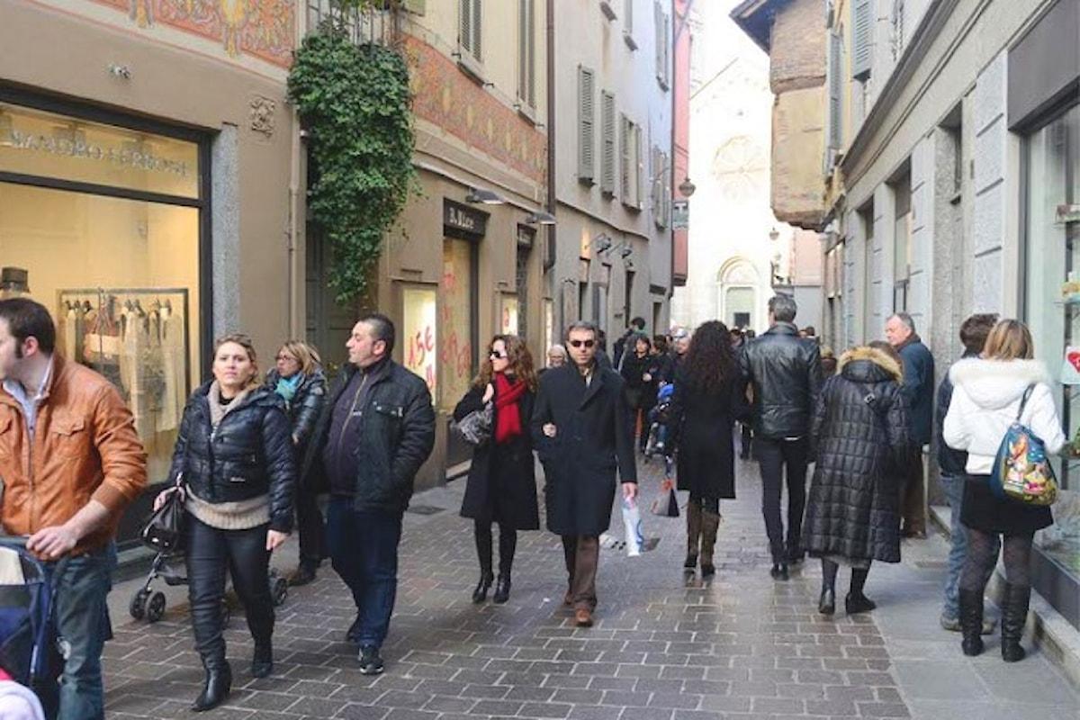 4,7 milioni gli italiani che nel 2016 hanno lavorato anche la domenica