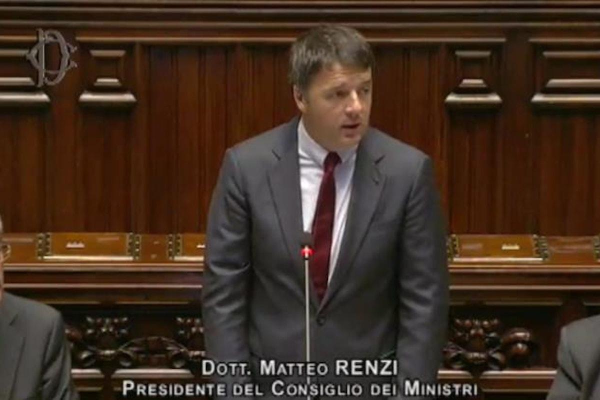 La relazione di Renzi per il Consiglio europeo di ottobre: il TTIP non è per nulla morto e sepolto