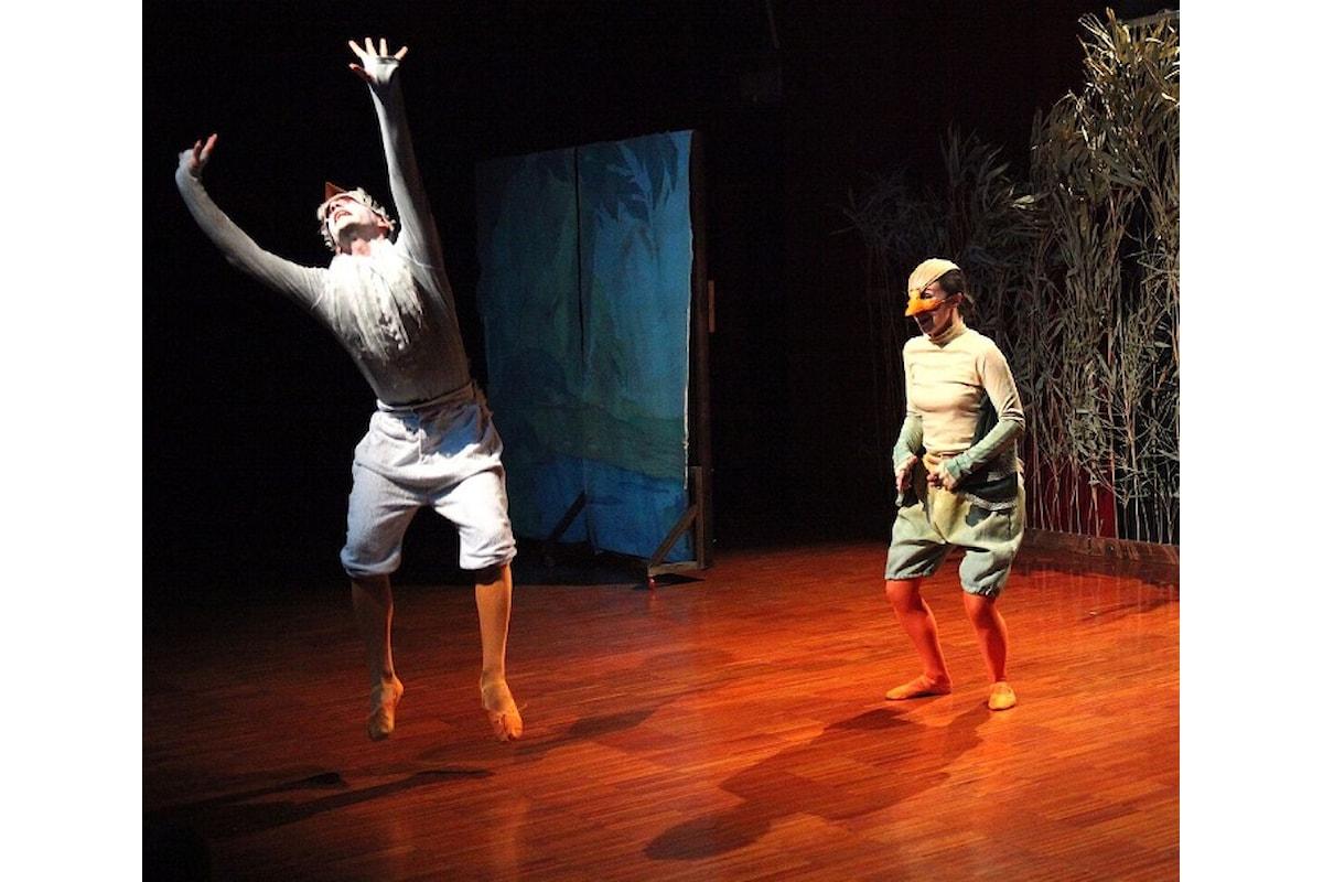La Casa delle Storie: IL BRUTTO ANATROCCOLO al Teatro Manzoni Milano
