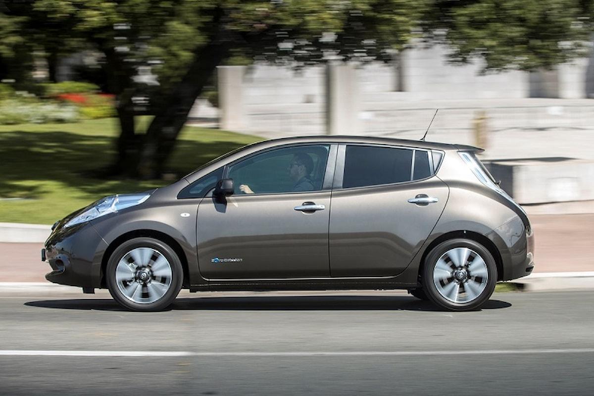 Immatricolazioni auto elettriche e auto ibride, aprile 2016