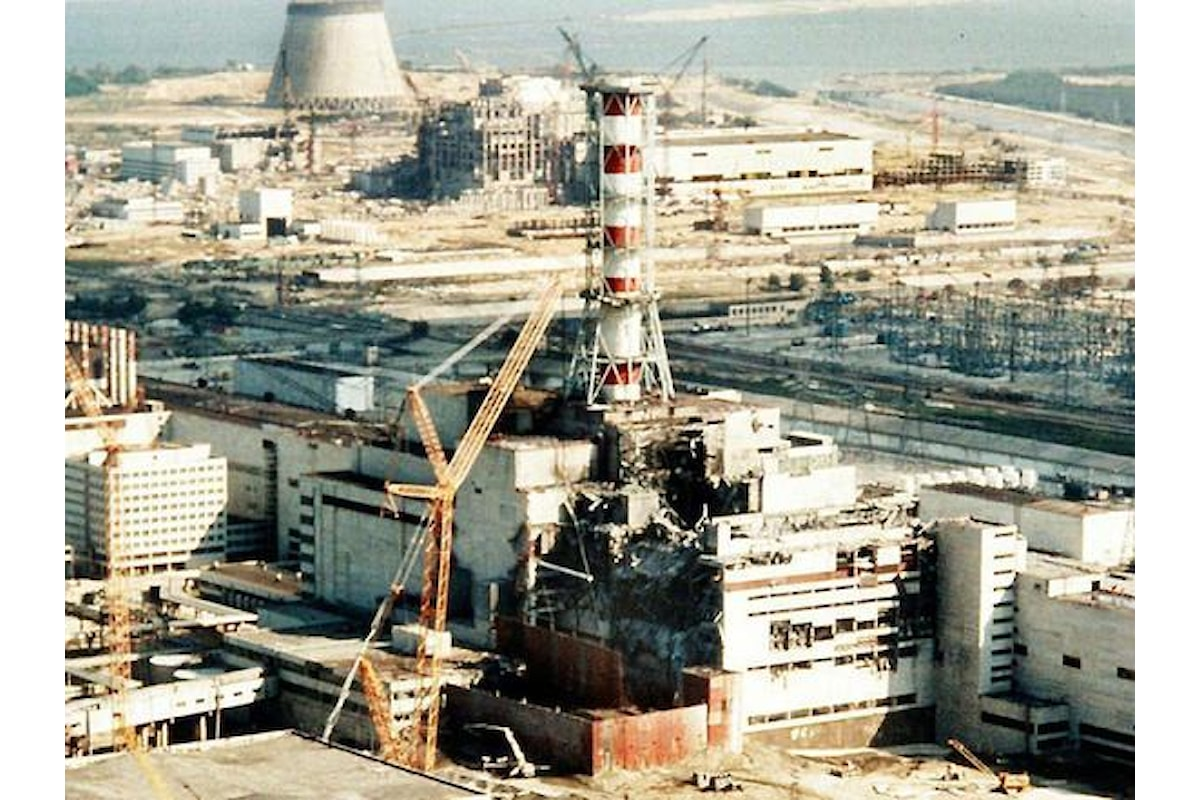 26 Aprile 2016 - Chernobyl trent'anni dopo