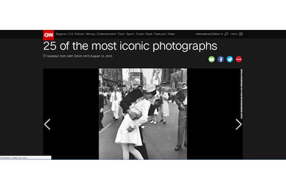 La fotografia stupendo documento del nostro secolo. Un viaggio attraverso gli scatti più belli