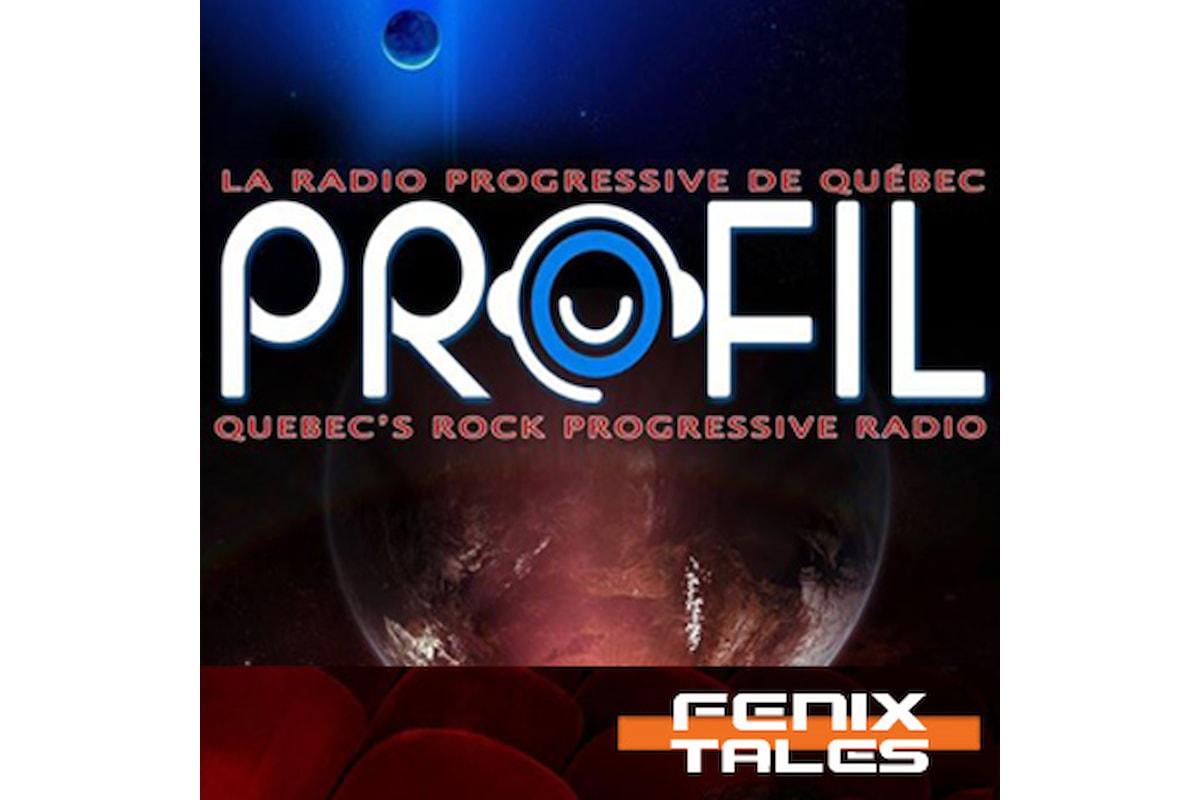 Fenix Tales: Profil - Quebec