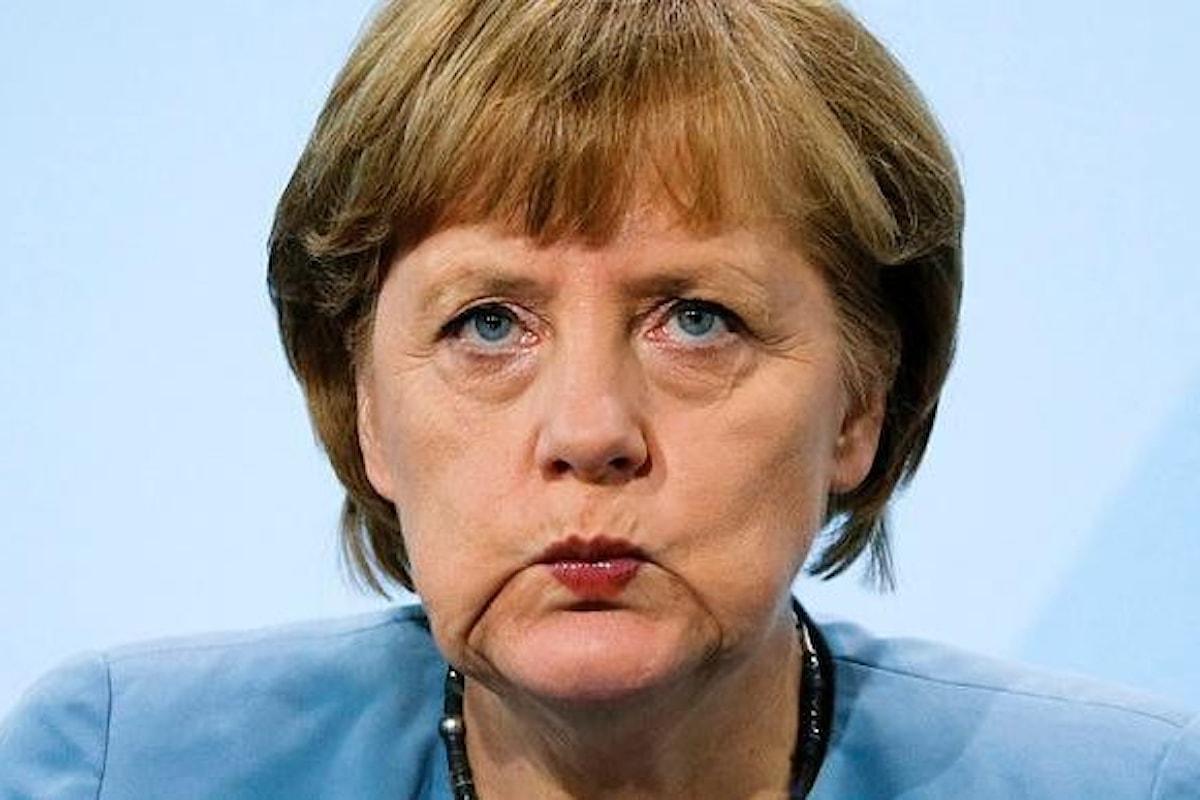 Il crepuscolo di Angela Merkel