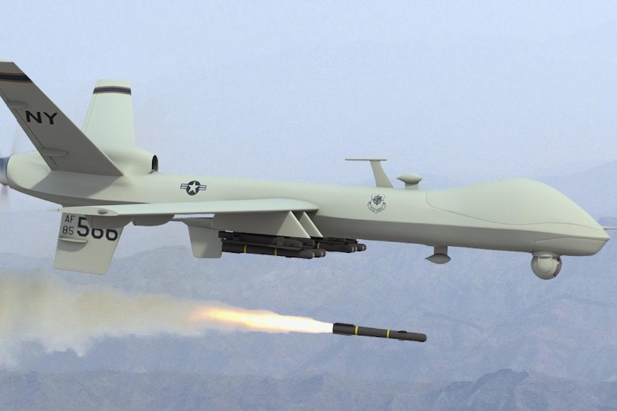 Sarebbero al massimo 116 i civili uccisi dai droni, secondo Obama