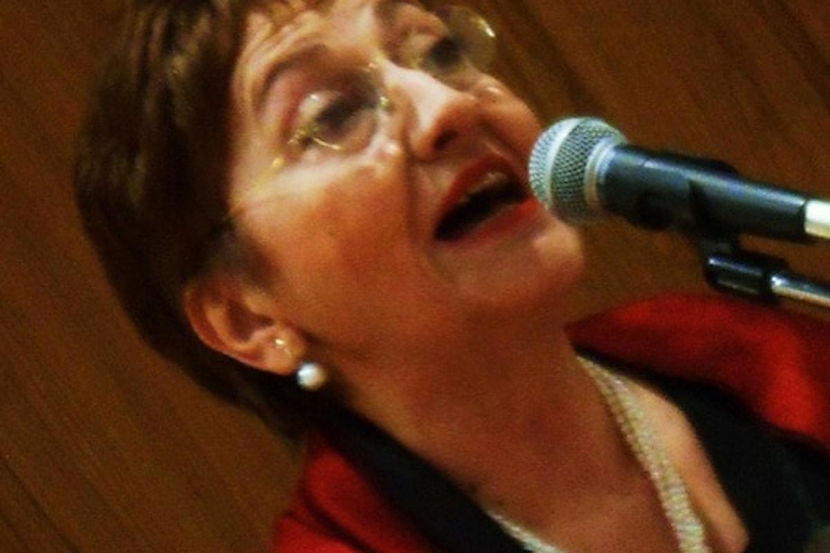 Graziella Antonucci canta le Passioni, canti popolari del venerdì santo