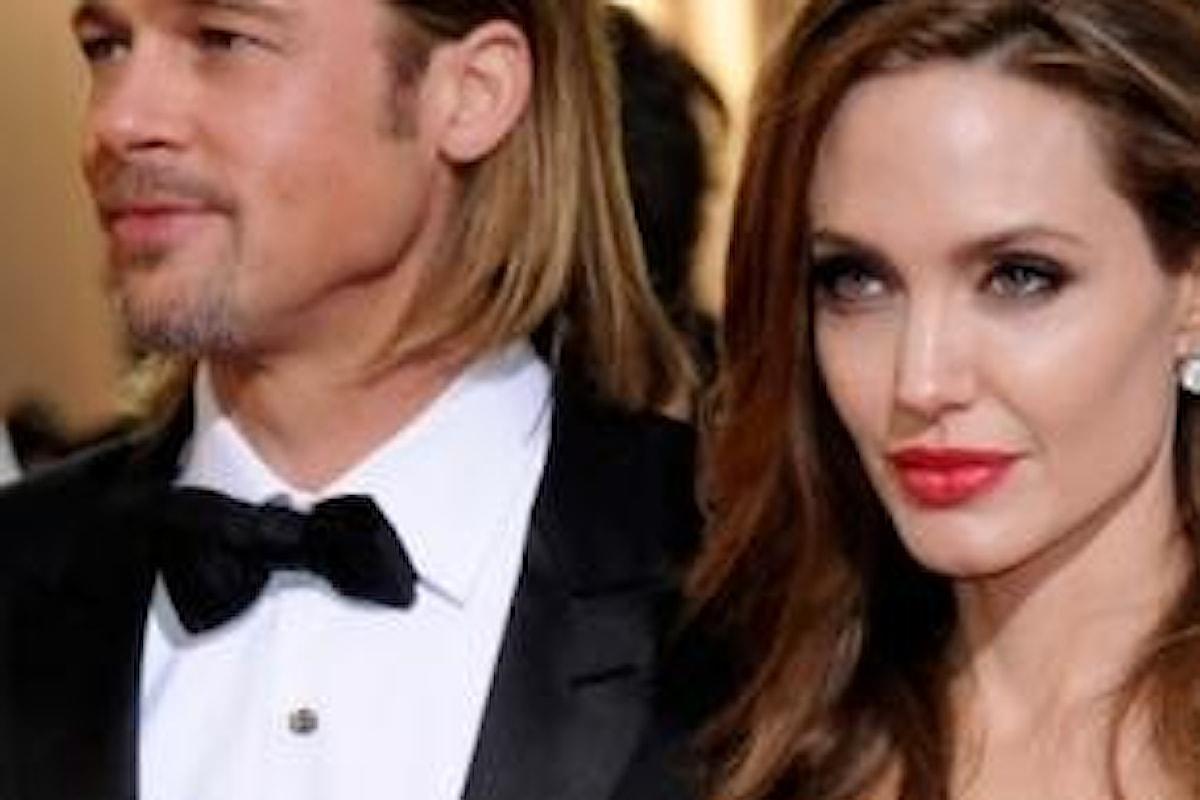 Brad Pit e Angelina Jolie: i segreti più scabrosi del loro matrimonio