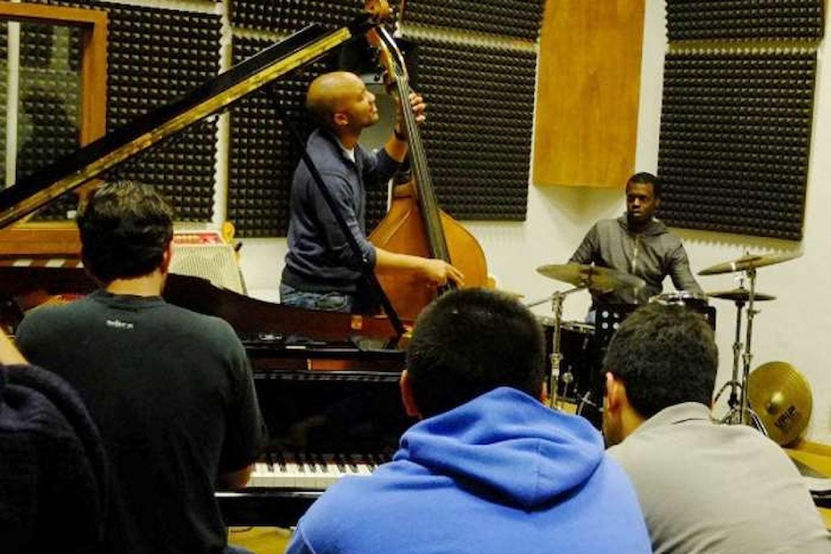 A Siena dal 6 all'8 giugno in scena i musicisti della Jazz University per festeggiare la fine dell'anno accademico