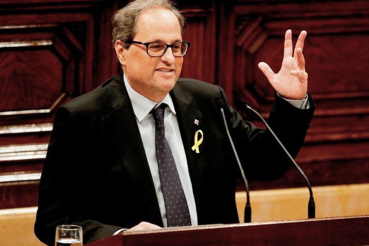 Il 13 maggio la Catalogna è al bivio, dovrà eleggere il nuovo presidente o tornare a votare