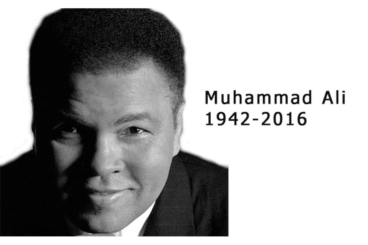 Bagarini speculano sulla morte di Muhammad Ali