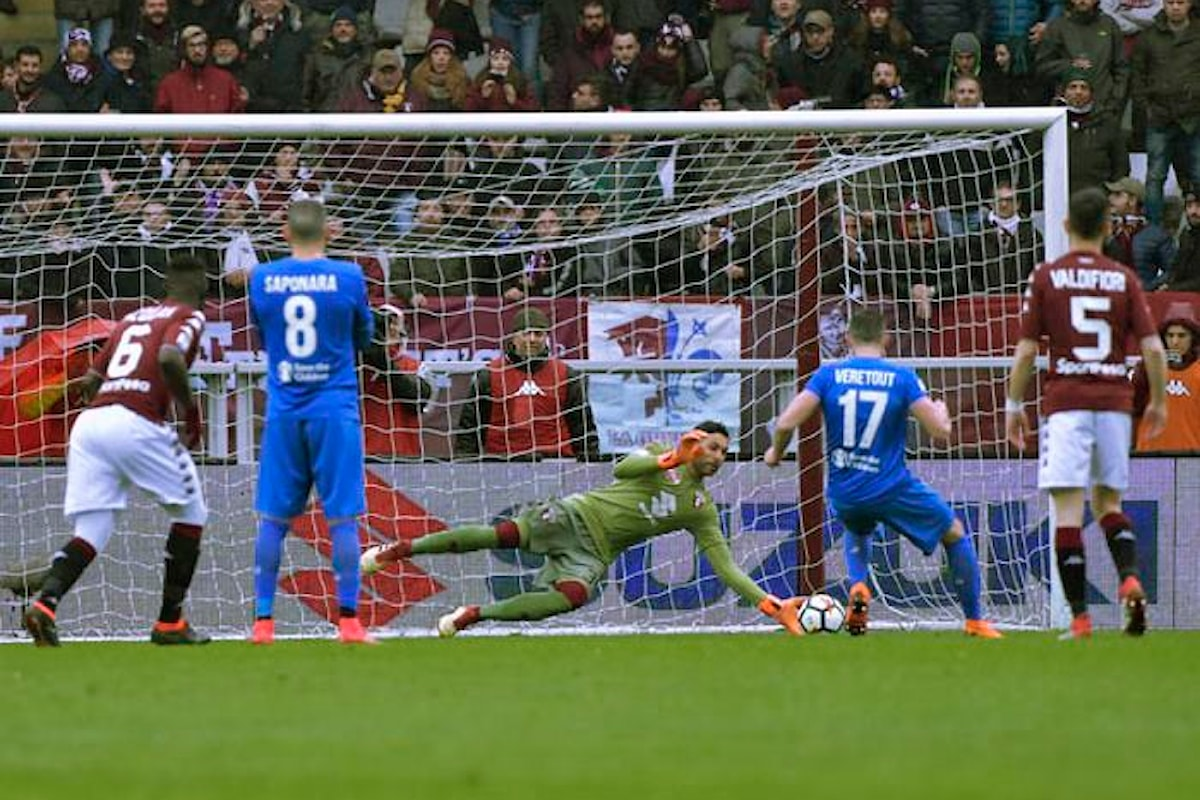 All'Olimpico, a Fiorentina e il VAR battono il Torino per 2-1