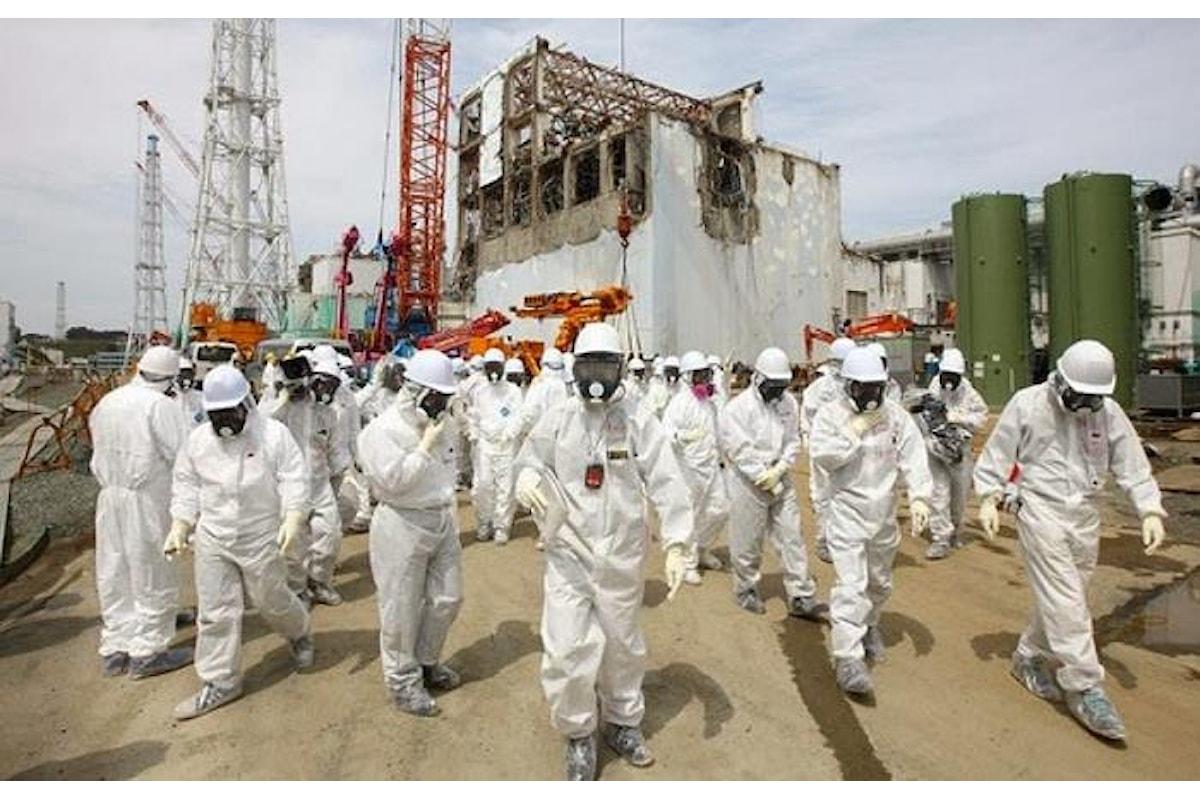 Per le operazioni di ripristino della centrale di Fukushima verrebbero usati migranti, richiedenti asilo e senzatetto