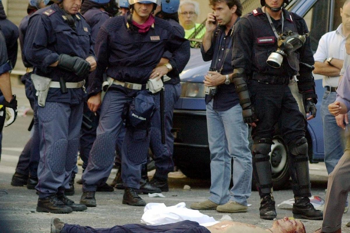 20 LUGLIO 2001. Genova (e non solo Genova) non dimentica