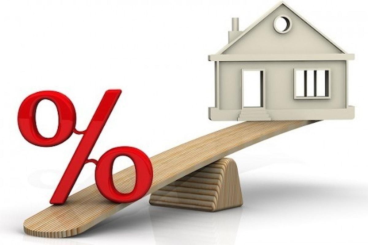 Mutui: previsti tassi bassi ancora per un po'
