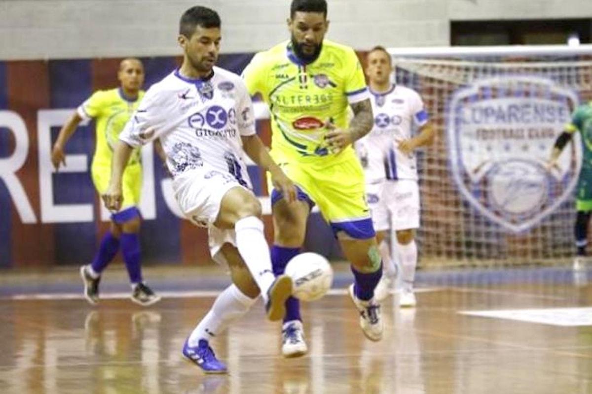 La terza giornata di campionato della Serie A planetwin365 del calcio a 5 maschile