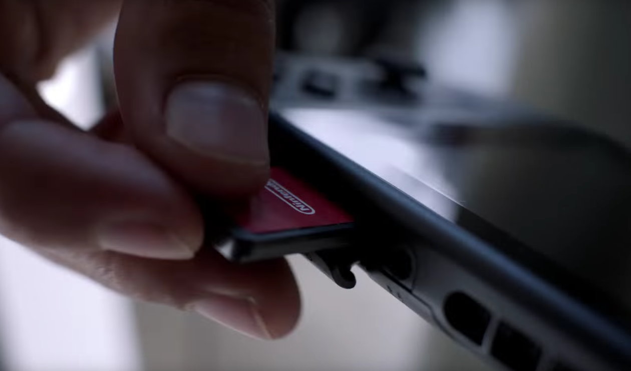 Switch ed il cambiamento come lo intende la Nintendo