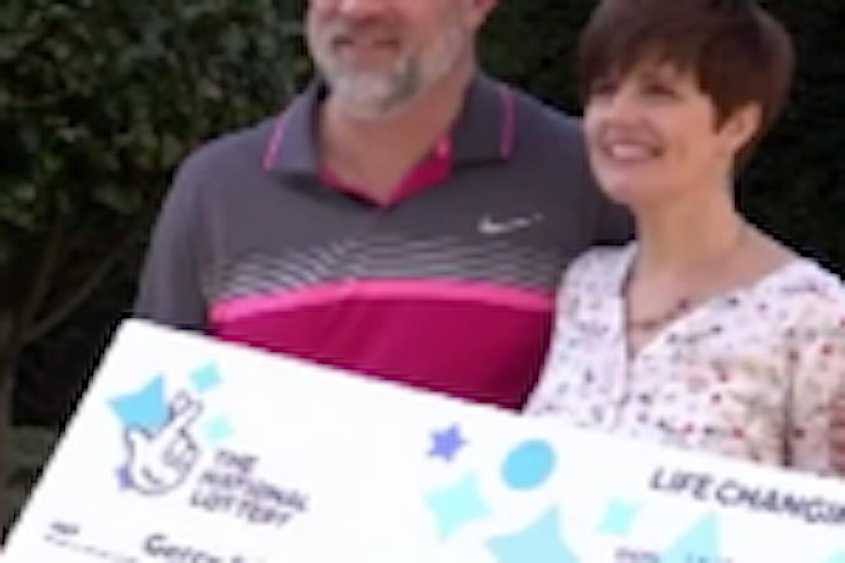 Realizata la seconda vincita più alta di sempre alla National Lottery