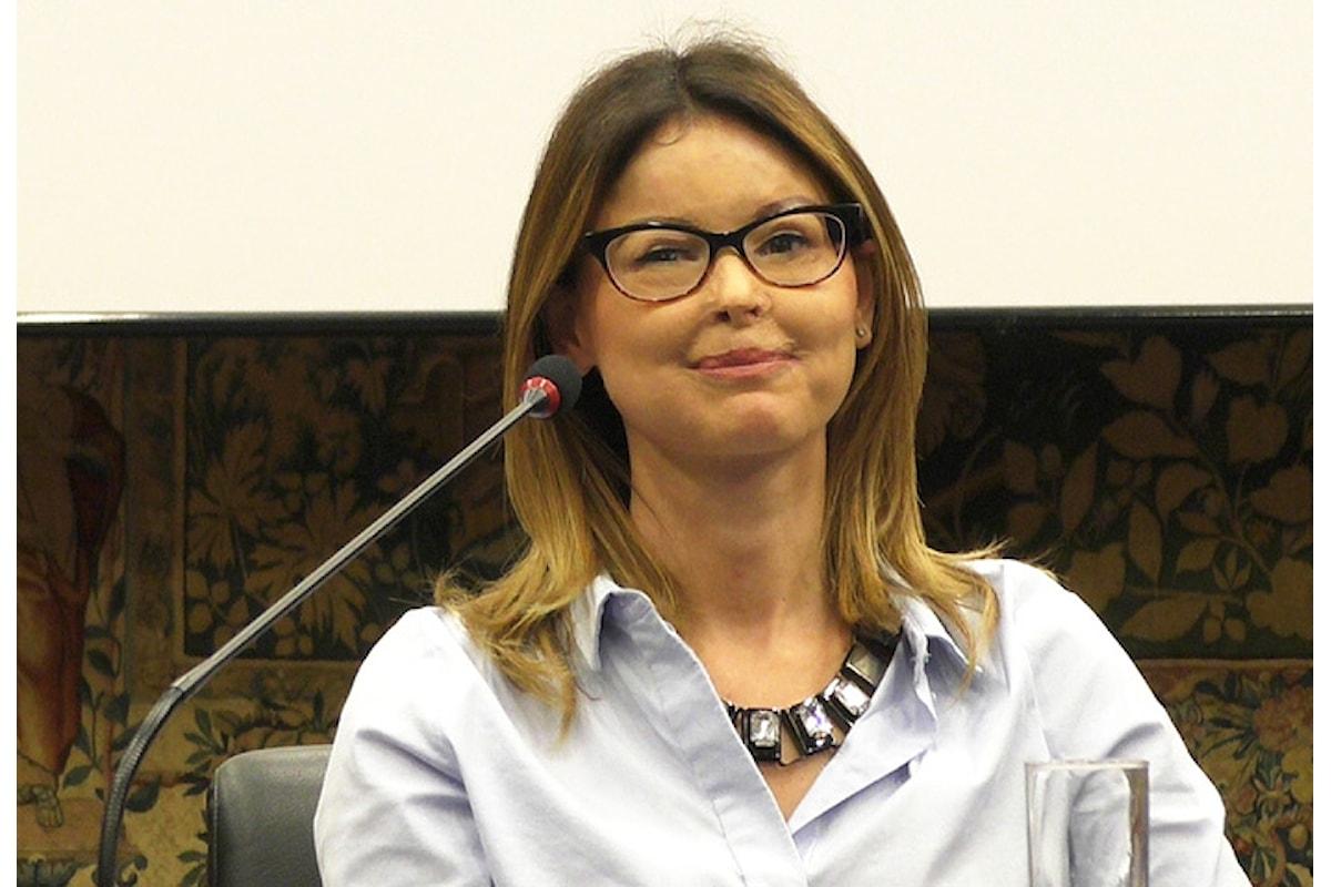 Lucia Annibali, un esempio vivente di coraggio e di forza nella Giornata Internazionale contro la violenza sulle Donne