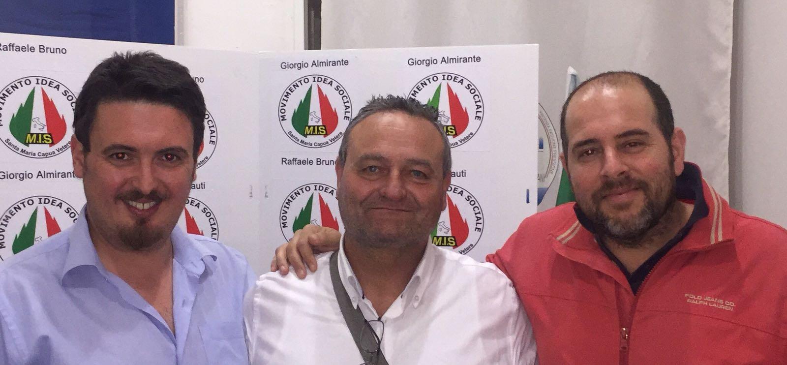 Segretario Provinciale augura buon lavoro al nuovo Segretario cittadino di Curti Pasquale Gicco
